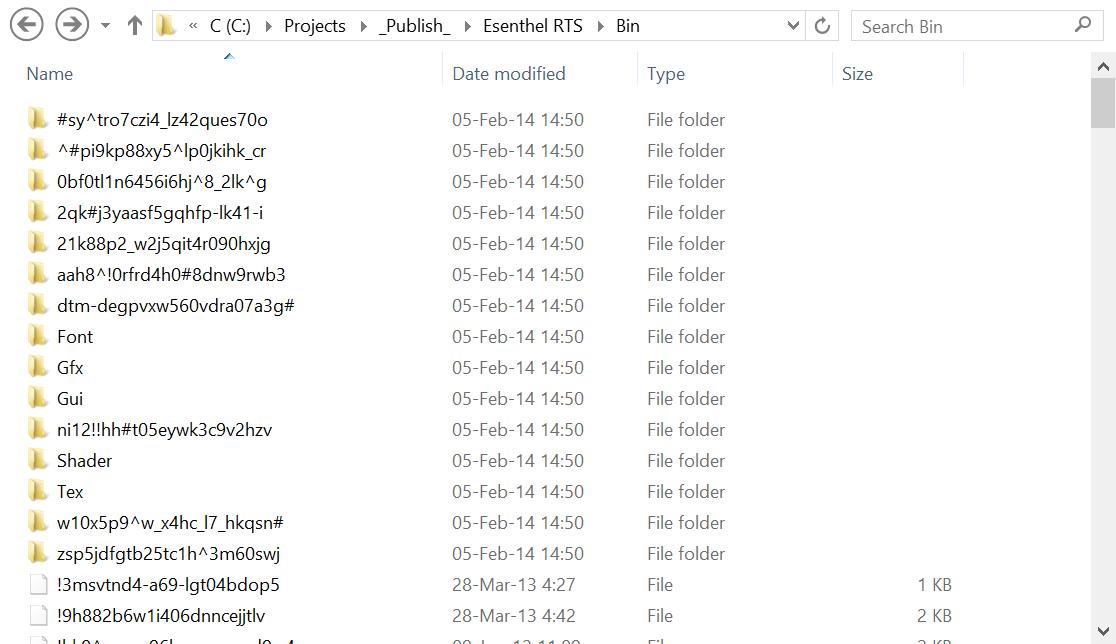 Uploading Game Files